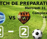 AOSP - US THOUARE EN PREPARATION