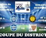 LE TOUR 3 DE LA COUPE DU DISTRICT